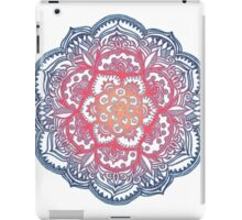 Radiant Medallion Doodle iPad Case/Skin