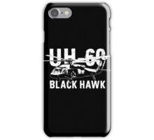 UH-60 Black Hawk iPhone Case/Skin