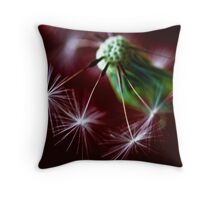 Time's Running Out Throw Pillow