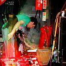 Drum Machine by Clare Bentham