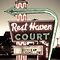 Route 66. Rest Haven Court Motel. Springfield. (Alan Copson ) by Alan Copson