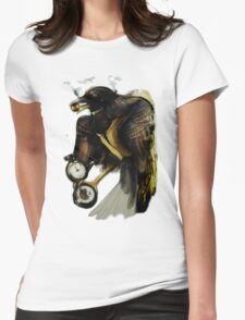 Thief of Time Womens Fitted T-Shirt