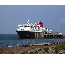 The Caledonian Isles Photographic Print