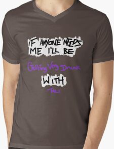 If Anyone Needs Me - Tali Mens V-Neck T-Shirt