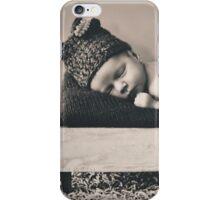 newborn love iPhone Case/Skin