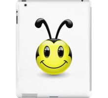 Smile Bee iPad Case/Skin