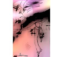 cool sketch 67 Photographic Print