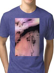 cool sketch 67 Tri-blend T-Shirt