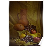 Autumn Stillife Poster