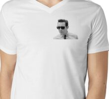 Lee Pace in Halt and Catch Fire Mens V-Neck T-Shirt