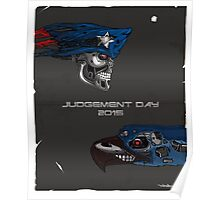 Judgement Day 2015 Poster