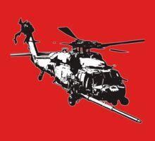 HH-60 Pave Hawk Baby Tee