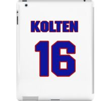 National baseball player Kolten Wong jersey 16 iPad Case/Skin