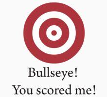 Bullseye by Ben Herman