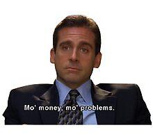 Mo Money Photographic Print