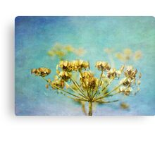The seasons, they go round and round Metal Print