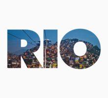 Rio De Janeiro Phototext by PresentDank