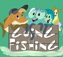 Help! I'm a Fish - Going Fishing by AbbyStabby