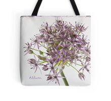 Allium Tote Bag