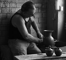 The Art of Making Pottery by lemontree