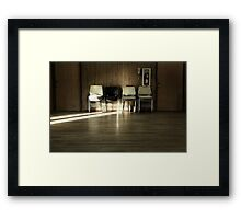 The Symphony of Blasé Framed Print