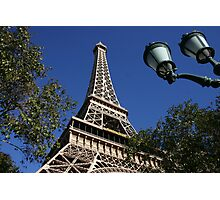 Paris Vicariously Photographic Print