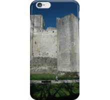 Medieval City, Loches, France, Europe 2012 iPhone Case/Skin