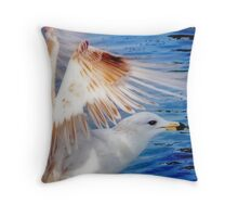 Wing Man Throw Pillow