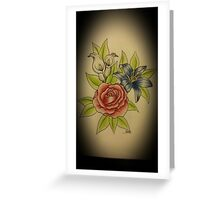Flowers of the Earth Greeting Card