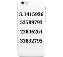 Pi  iPhone Case/Skin