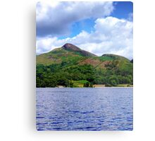 Conic Hill from the Loch Metal Print