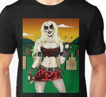 Horror Punk Zombie Girl T-Shirt