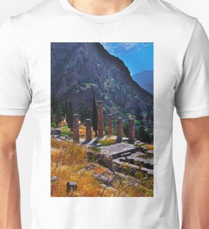 The Delphi Oracle Unisex T-Shirt