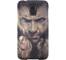 The wolverine Samsung Galaxy Case/Skin