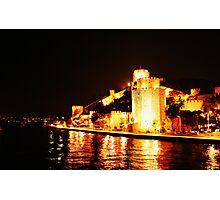 The Castle on the Bosporus Photographic Print