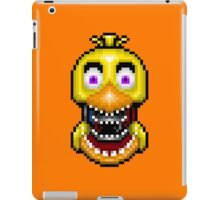 Five Nights at Freddy's 2 - Pixel art - Withered Old Chica iPad Case/Skin
