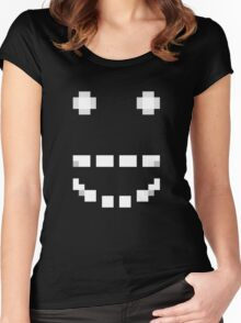 Five Nights at Freddy's 2 - Pixel art - Hallucination Women's Fitted Scoop T-Shirt