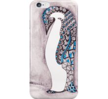 Pattern Penguin iPhone Case/Skin