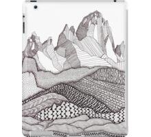 Patterns on Patagonia iPad Case/Skin