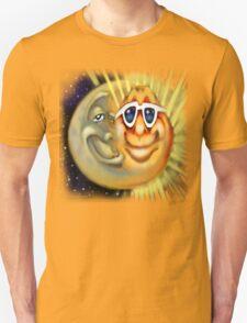 Moon Sun Unisex T-Shirt