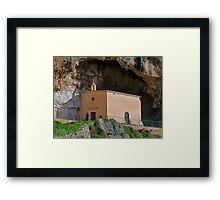 St Paul the Hermit Chapel Framed Print