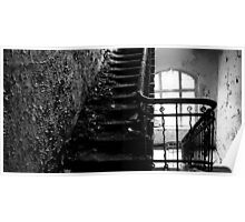 The Stairwell.......... Poster
