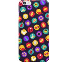 """Friends """"Things"""" Design V2.0 (Pattern Vers) iPhone Case/Skin"""
