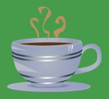 Cup of coffee Kids Tee
