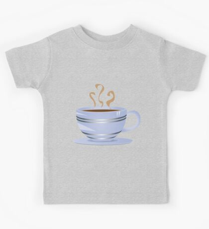 Cup of coffee Kids Tee