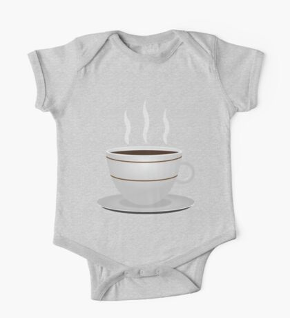 Cup of coffee 2 One Piece - Short Sleeve