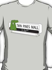 BACK TO THE FUTURE, TWIN PINES MALL T-Shirt