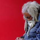 Rastafarian Tramp by davey lennox