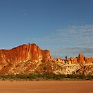 Rainbow Valley, Northern Territory by Blue Gum Pictures