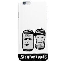 Sleaford Mods Beer iPhone Case/Skin